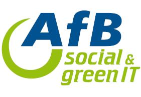 Logo AfB Arbeit für Menschen mit Behinderung GmbH