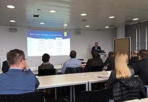 Foto von Veranstaltung Datenschutz-Grundverordnung